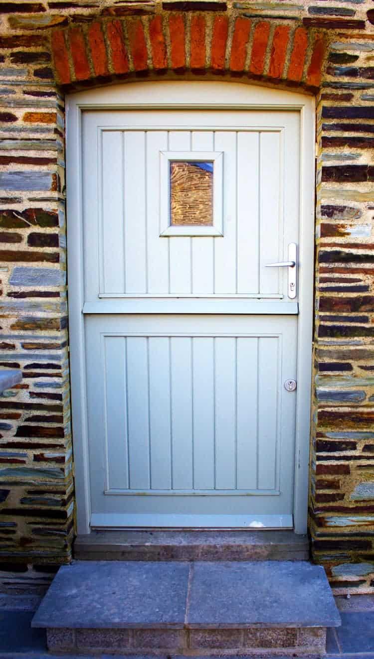 Stable Timber Front Door