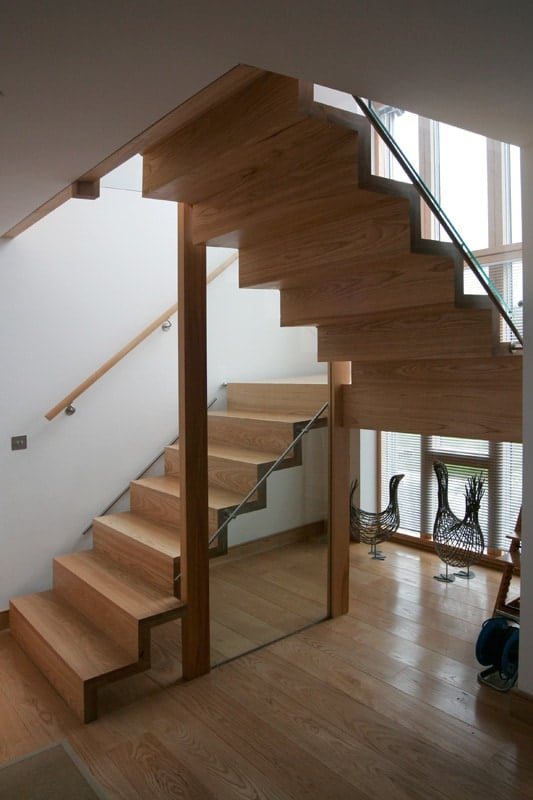 Bespoke Timber Staircase