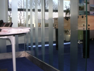glass office doors with etched glass