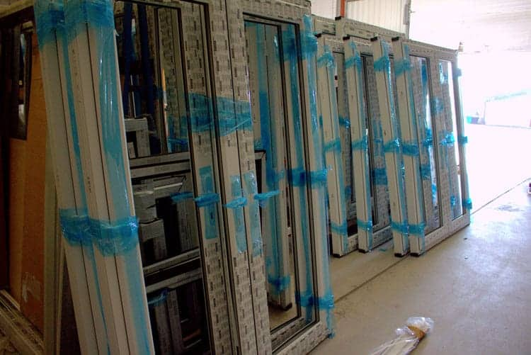 Windows in stock