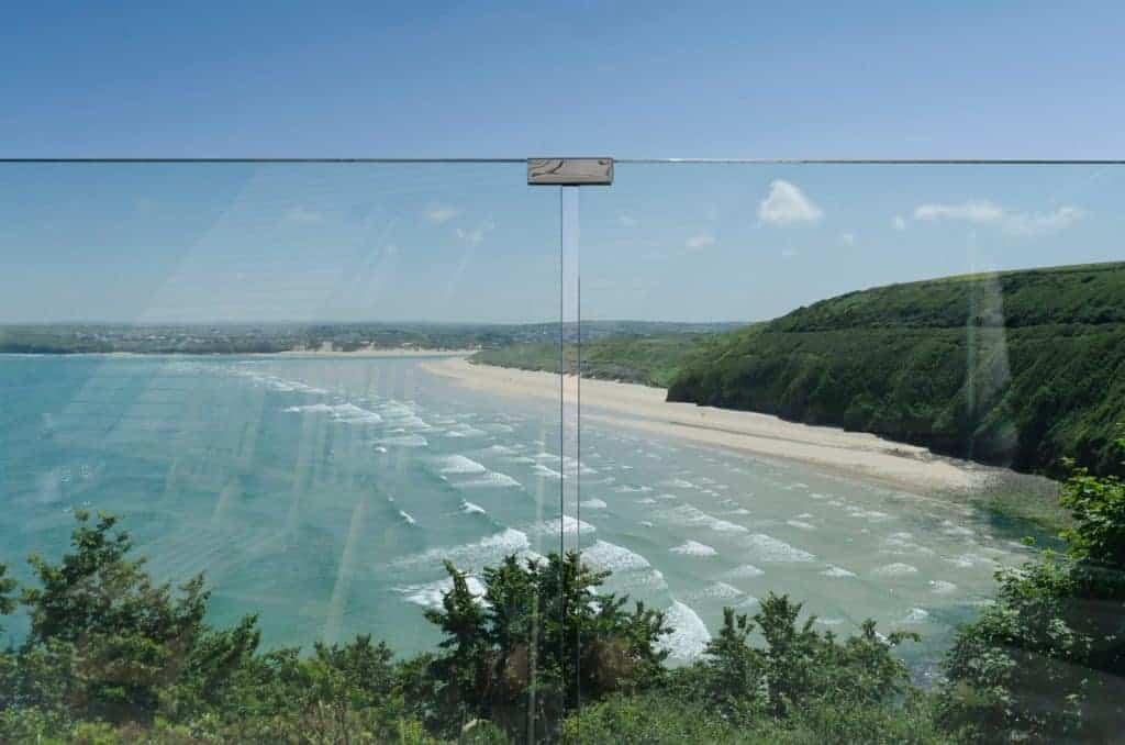Frameless Glass Balustrade St.Ives