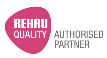Rehau Authorised Partner Logo