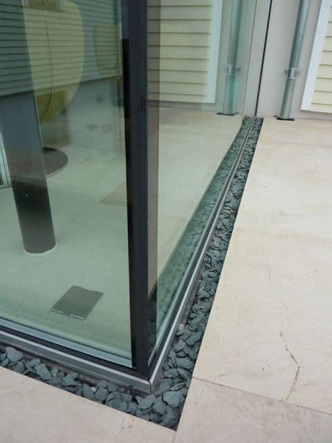 Frameless Glass