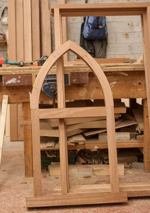 camel glass joinery window