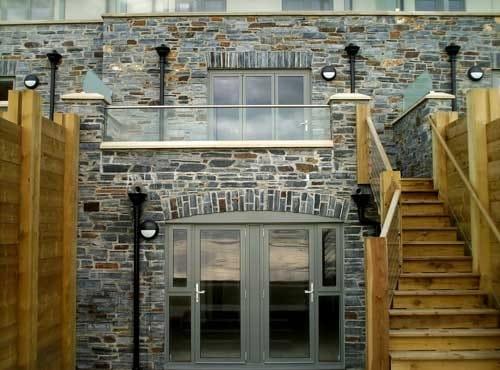 Commercial Timber Doors