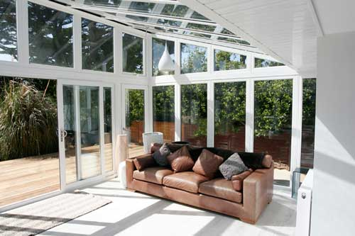 sun rooms & Orangery's