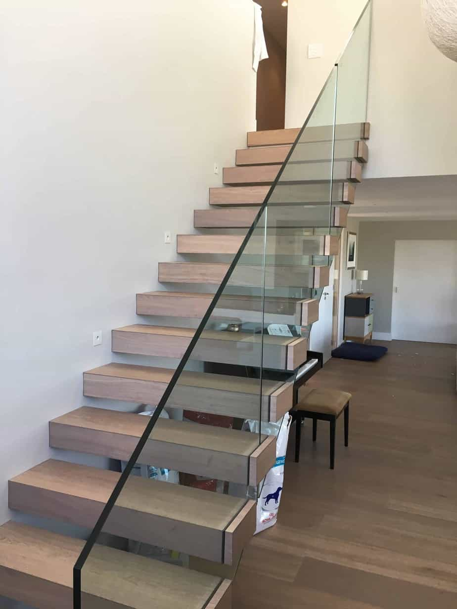 Timber Amp Glass Stairs Camel Glass Windows Doors Stairs