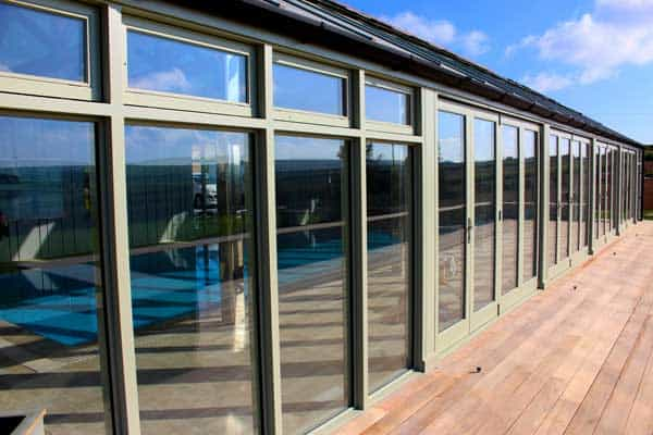 Timber Bi Fold & Sliding Doors