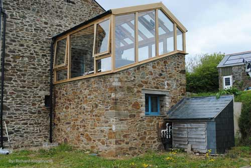 oak conservatory cornwall