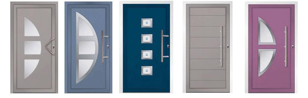 Shuco Aluminium door range