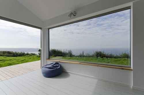 Large Window Cornwall