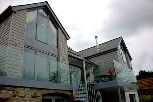 Grand Design House Rock Cornwall