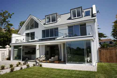 Grand Design House Polzeath Cornwall