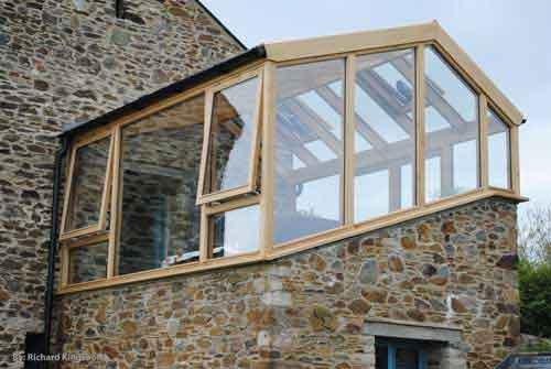 Glass Room Cornwall