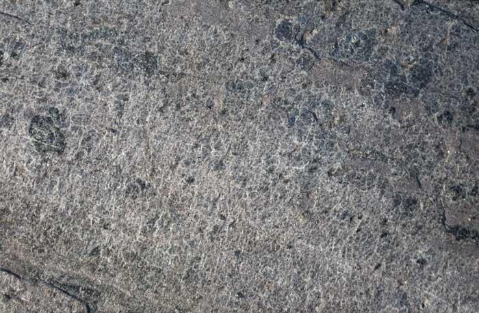 Slate Stone door finish