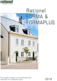 Rationel Forma & FormaPlus Brochure
