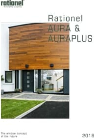 Rationel AURA & AURAPLUS Brochure