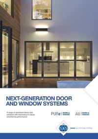 Senior Aluminium Widow Sytems Brochure