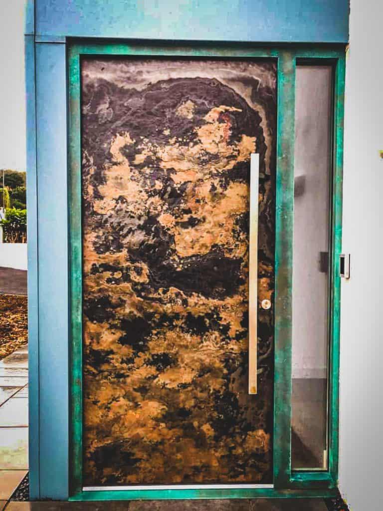 Front Entrance Door